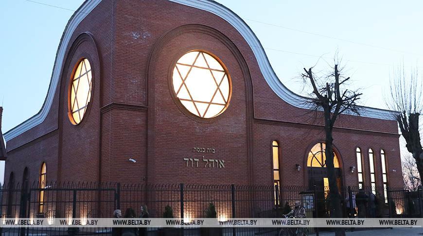 Синагога в Витебске. Фото из архива