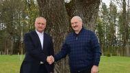 Игорь Додон и Александр Лукашенко