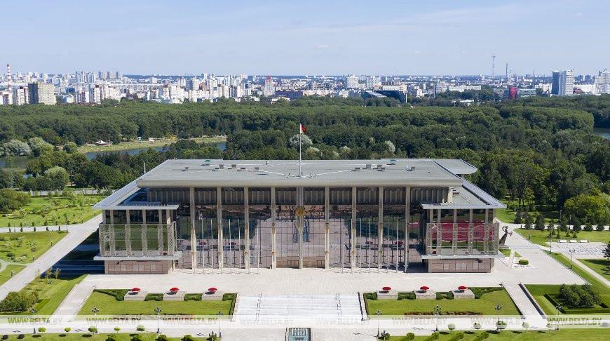 Лукашенко подписал указ о строительстве в Минске многофункционального комплекса 'Северный Берег'