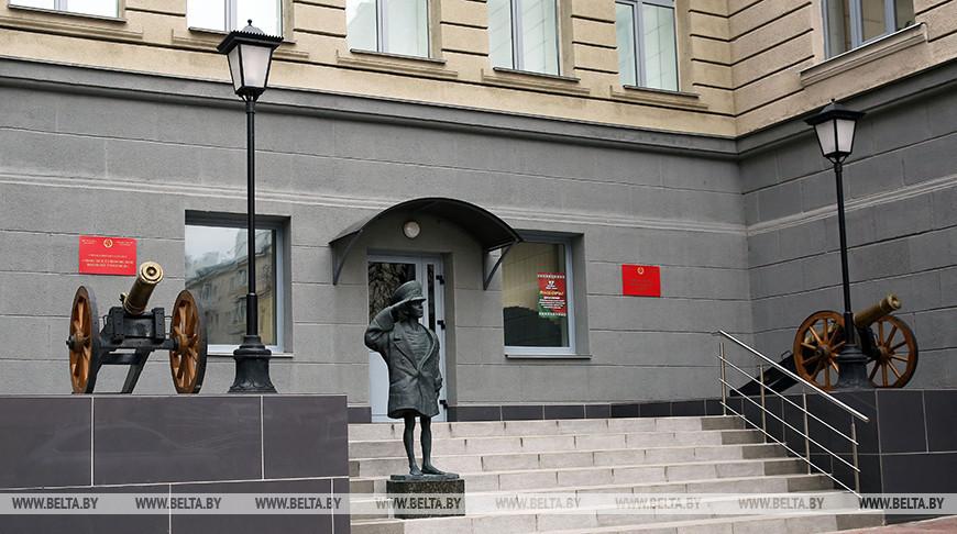 Суворовское училище. Фото из архива