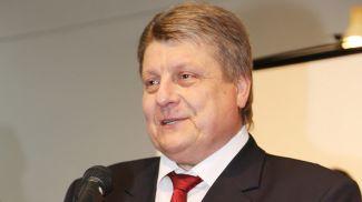 Леонид Тараненко. Фото из архива