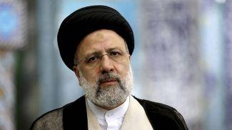 Ибрагим Раиси. Фото  AP Photo