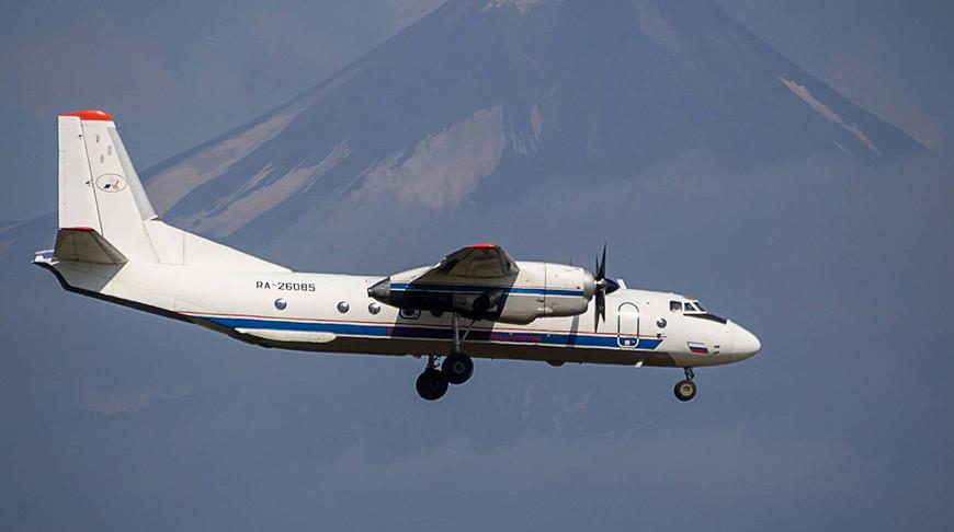 Самолет Ан-26. Фото ТАСС