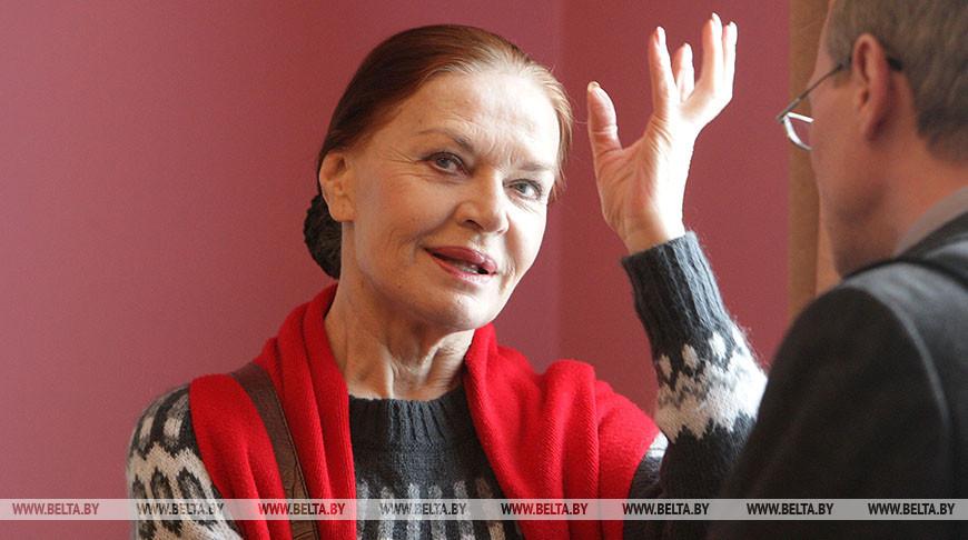 Людмила Чурсина. Фото из архива