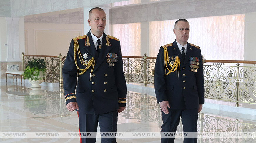 Александр Васильев и Александр Шастайло