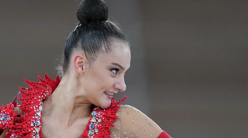 Лукашенко поздравил гимнастку Алину Горносько с бронзовой олимпийской медалью
