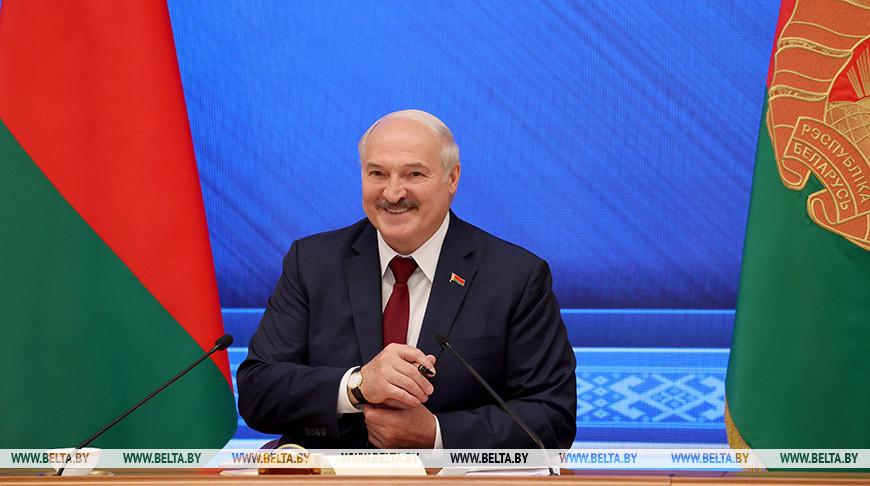 Лукашенко рассказал, что его больше всего удивило, разочаровало и обрадовало в 2020-м