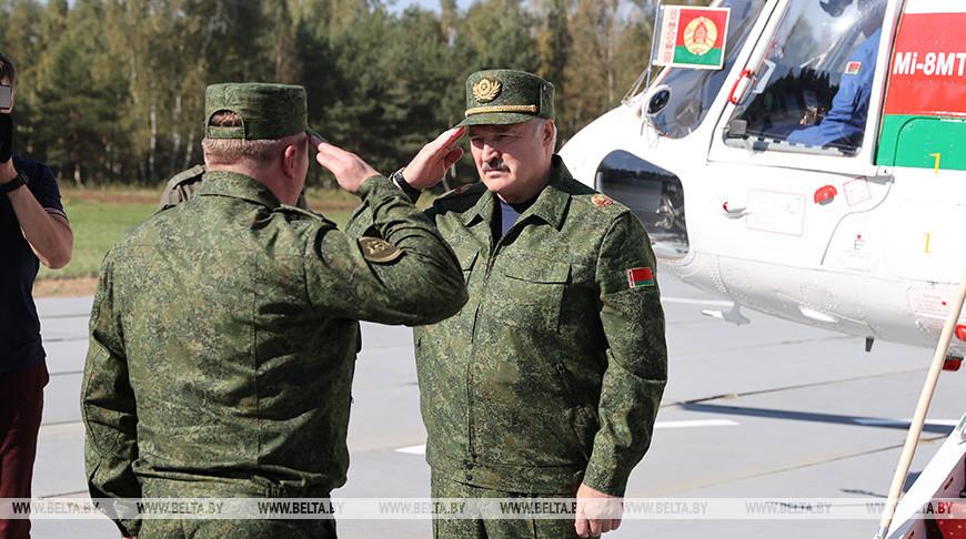 Лукашенко: мывидим новые риски ивызовы назападе Союзного государства