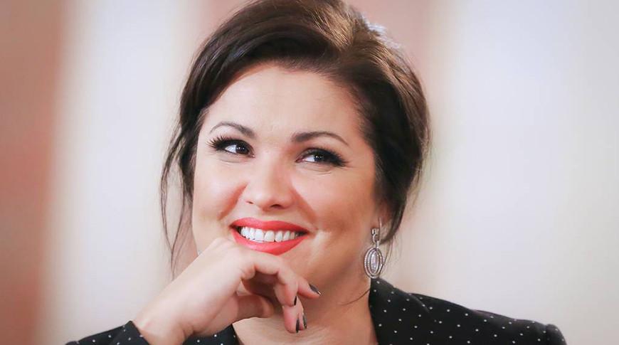 Анна Нетребко. Фтото из архива ТАСС