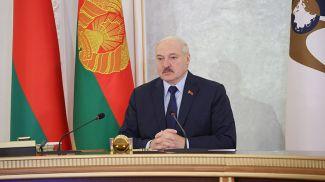 Президент Беларуси Александр Лукашенко 14 октября принял участие в заседании Высшего Евразийского экономического совета