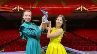 Ксения Галецкая (справа). Фото из Instagram-аккаунта
