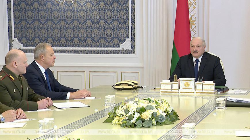 Лукашенко: коллективный Запад нацелился насмену власти вБеларуси