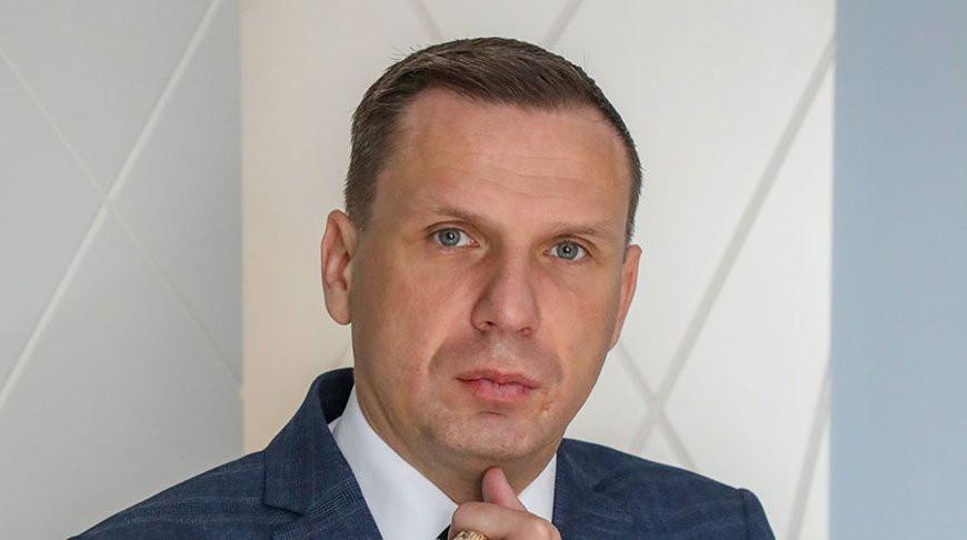 "Николай Щекин. Фото  ""СБ. Беларусь сегодня"""