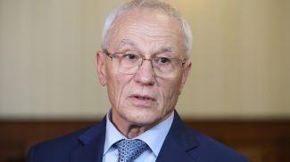 Григорий Рапота. Фото из архива