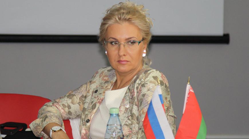 Елена Пономарева. Фото из личного архива