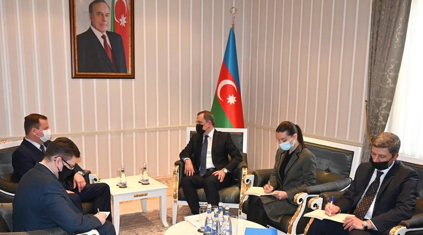 Фото посольства Беларуси в Азербайджане