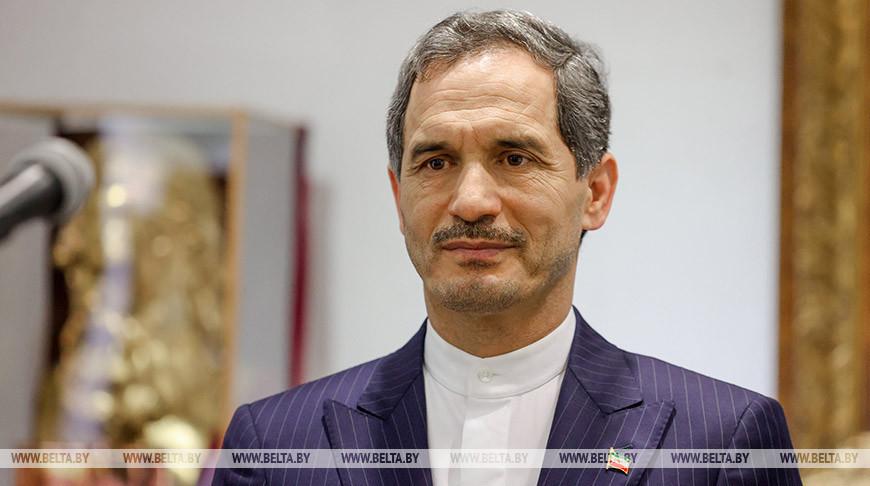 Посол Ирана в Беларуси Саид Яри