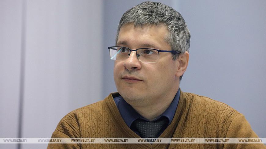 Антон Дударенок. Фото из архива