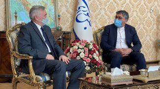Фото посольства Беларуси в Иране
