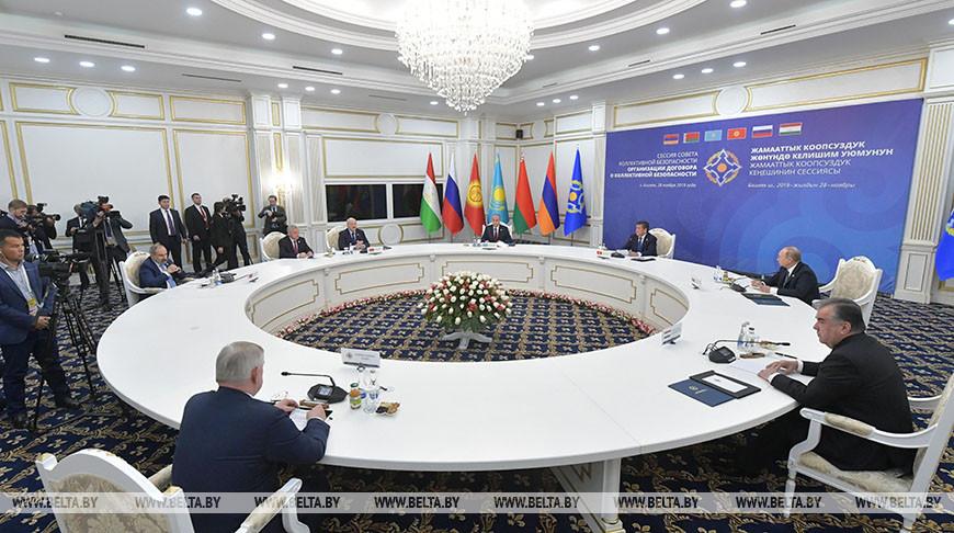 Генсек ОДКБ направится в Казахстан для встречи с высшим политическим и военным руководством