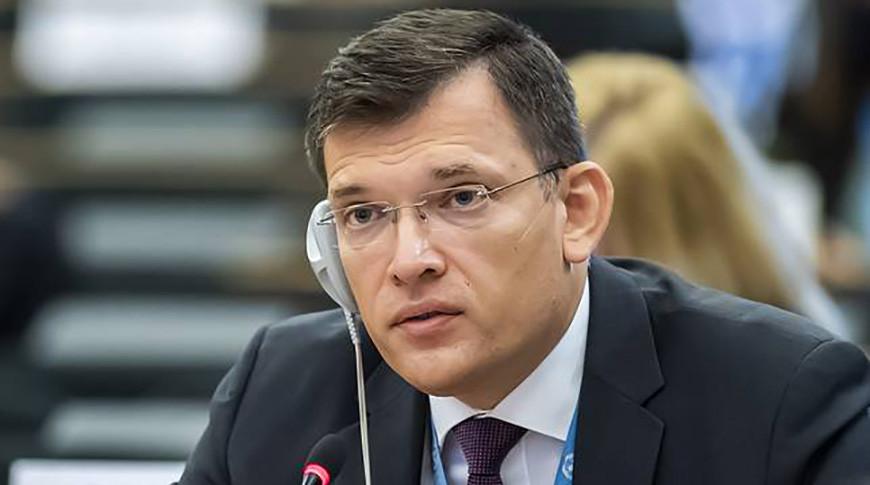 Юрий Амбразевич. Фото из архива  EPA- EFE