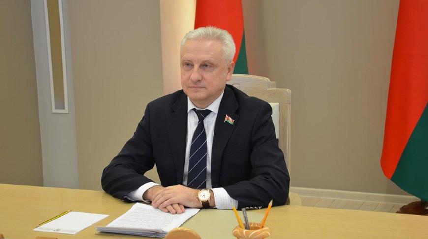 Сергей Рачков. Фото Совета Республики