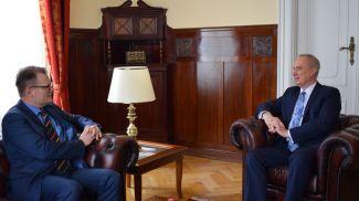 Фото посольства Беларуси в Австрии