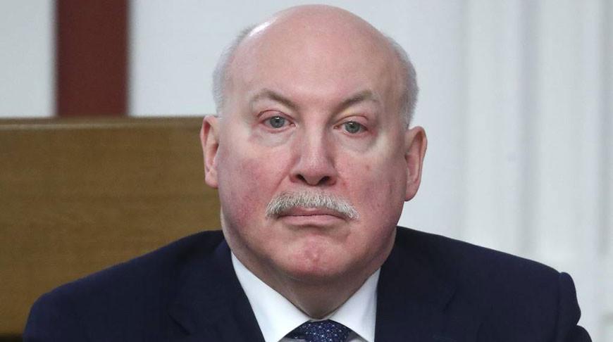 Дмитрий Мезенцев . Фото ТАСС