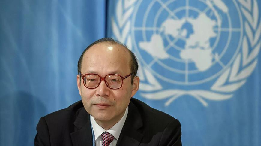 Чэнь Сюй. Фото  AFP