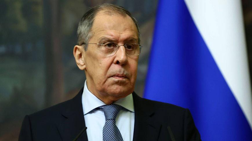 Сергей Лавров. Фото из архива ТАСС