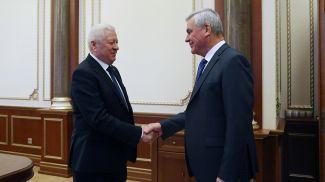 Виктор Сорочан и Владимир Андрейченко