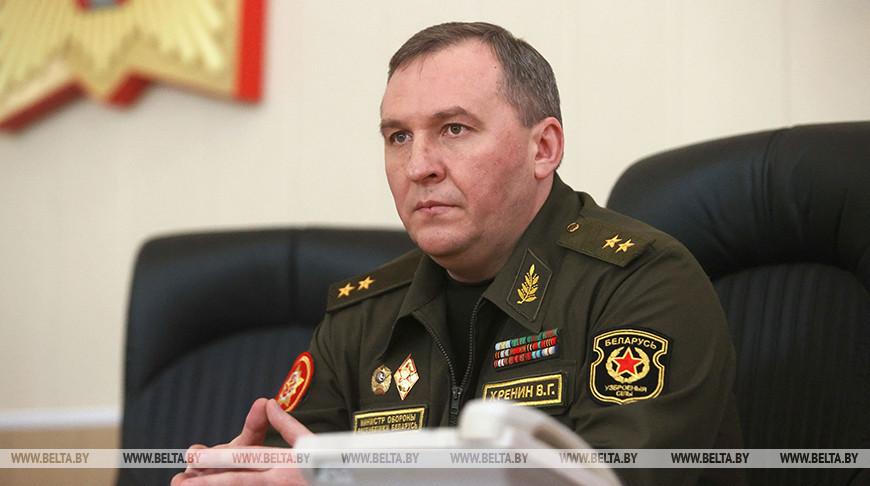 Хренин проведет переговоры с политическим и военным руководством Азербайджана