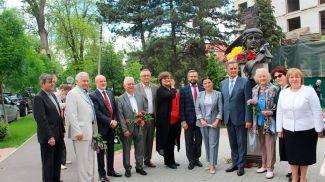 Фото посольства Беларуси в Молдове