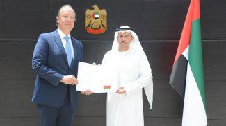 Фото посольства Беларуси в ОАЭ