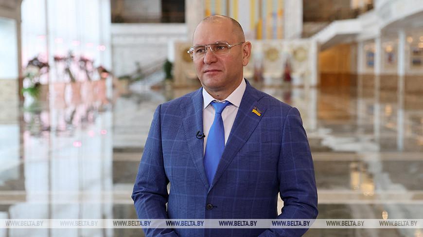 Евгений Шевченко. Фото из архива
