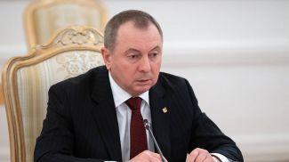 Владимир Макей. Фото ТАСС