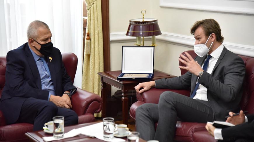 Фото посольства Беларуси в Эквадоре