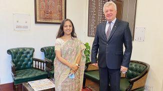 Фото посольства Беларуси в Индии