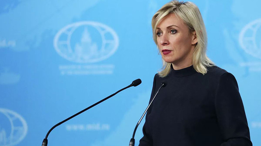 Мария Захарова. Фото  РИА Новости