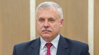 Станислав Зась. Фото из архива