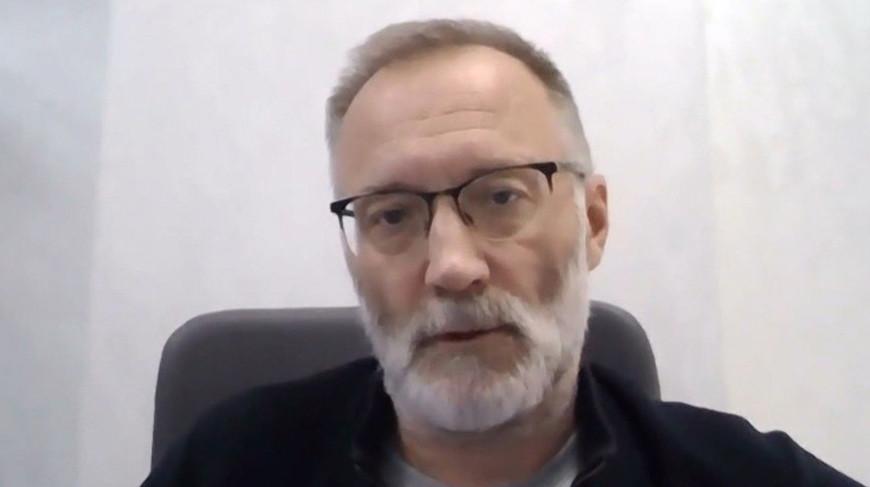 Сергей Михеев. Скриншот из видео ОНТ