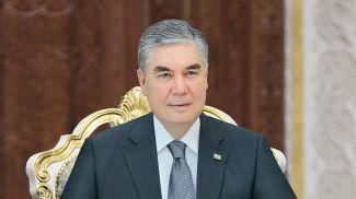Гурбангулы Бердымухамедов. Фото tdh.gov.tm
