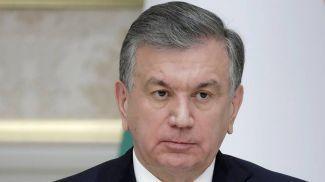 Шавкат Мирзиёев. Фото ТАСС