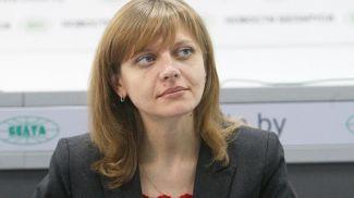 Ирина Бабаченок. Фото из архива