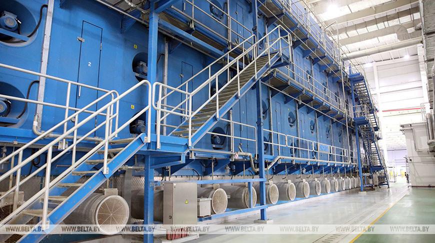 Линия по производству целлюлозы