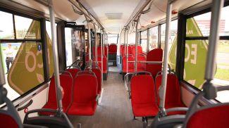 Электробус МАЗ. Фото из архива