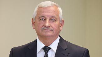 Петр Пархомчик. Фото из архива