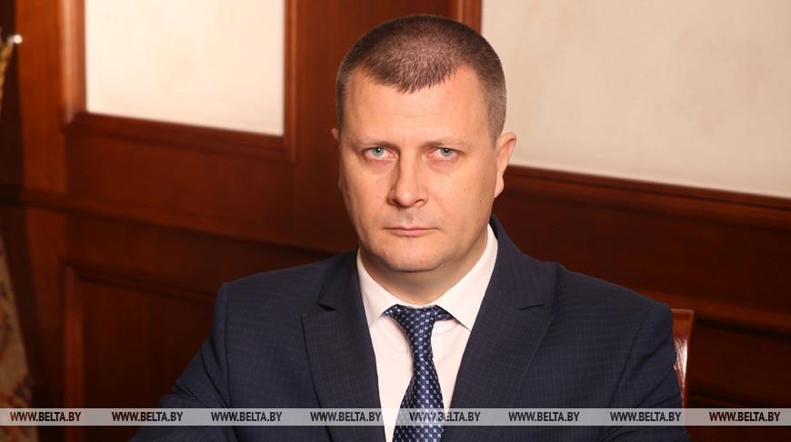 Юрий Селиверстов. Фото Минфина