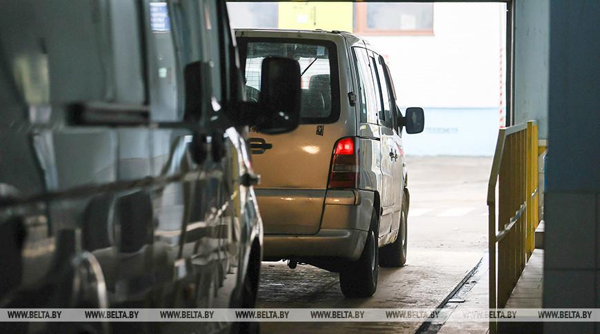 'Белтехосмотр' в январе-феврале выдал в 2,3 раза больше разрешений на допуск к участию в дорожном движении