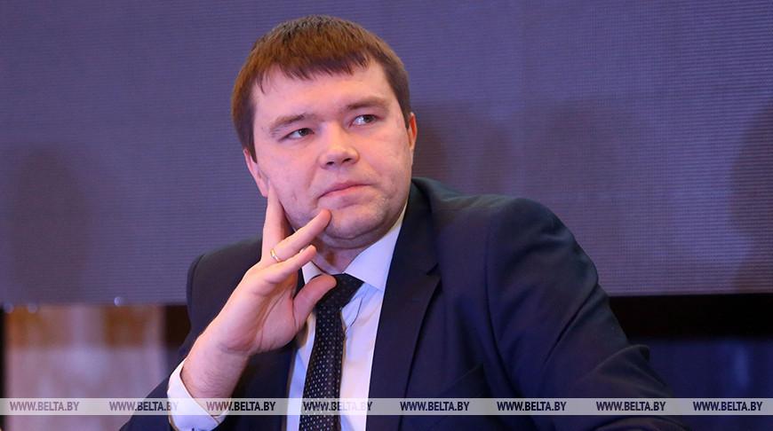 Замминистра экономики назначен представителем государства в Белинвестбанке